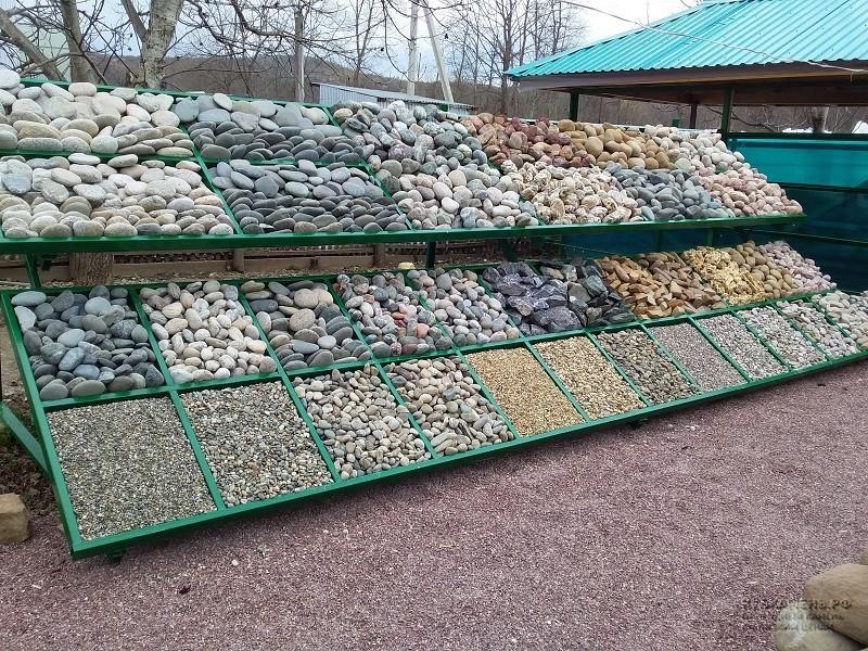Большой ассортимент природного камня краснодарский край