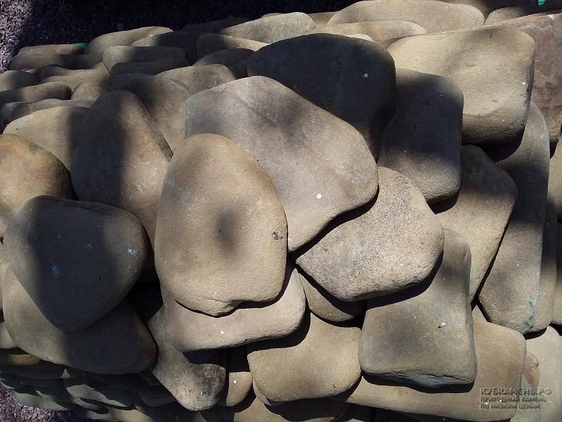 Желтая песчаная плитка