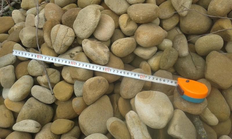 Купить камень песчаник круглый маленькие валунчики