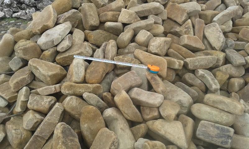 Бордюрный песчаник