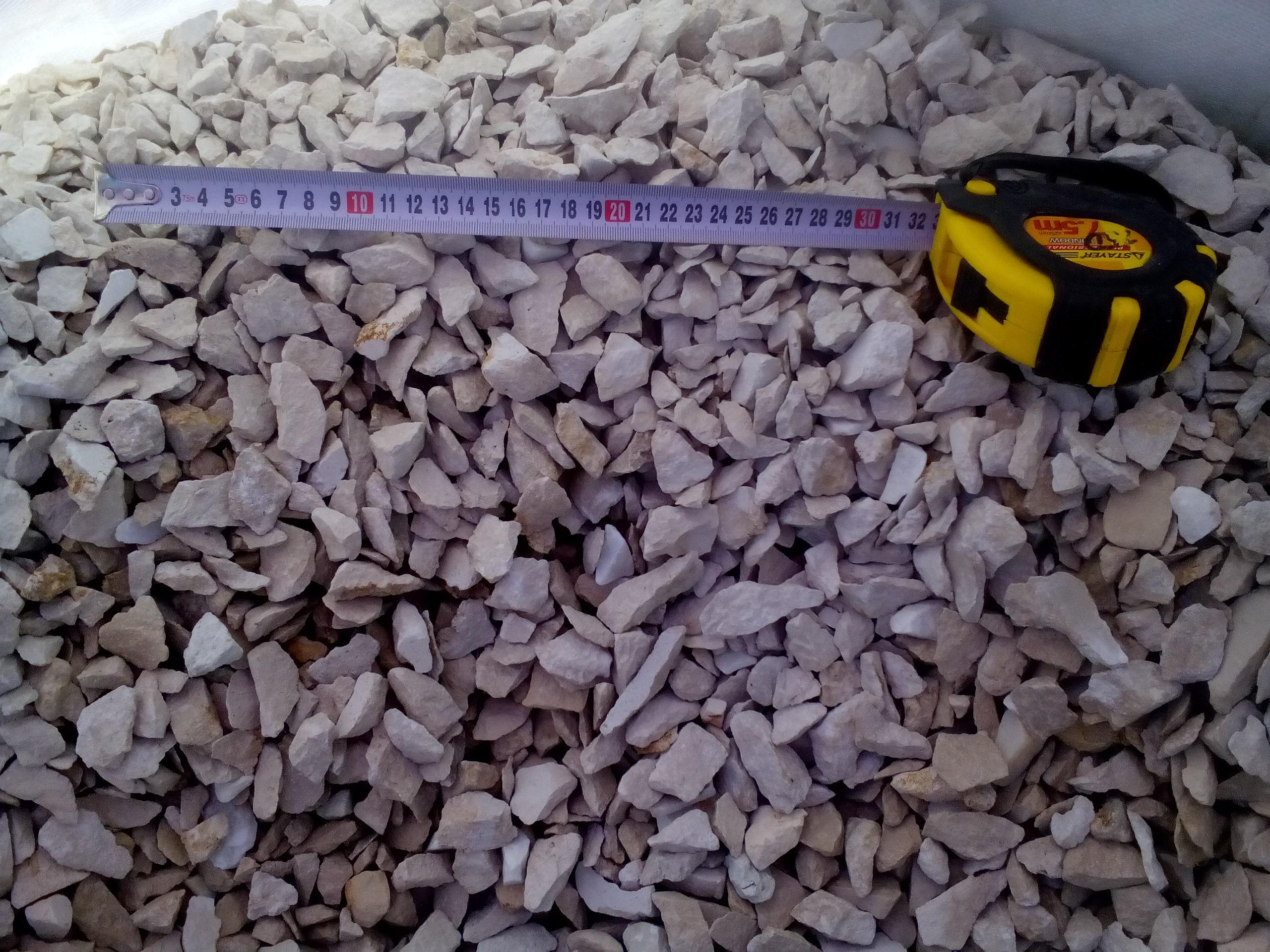 Серая крошка 10-20 мм