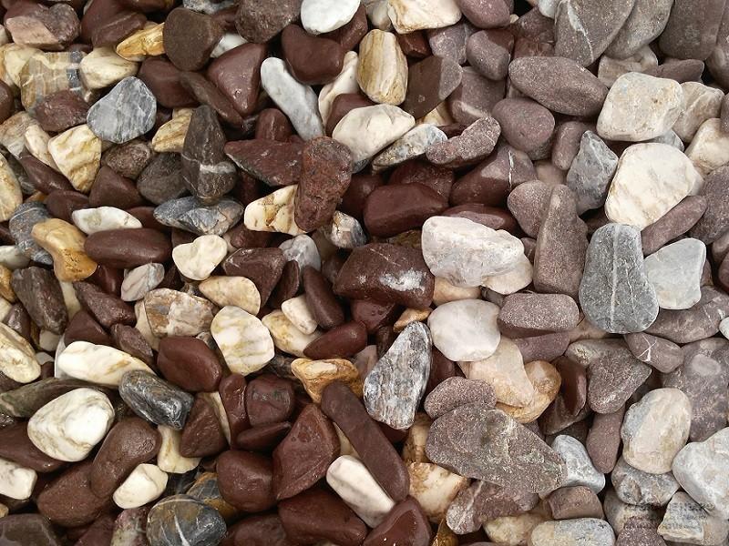 Купить галтованную каменную крошку камень