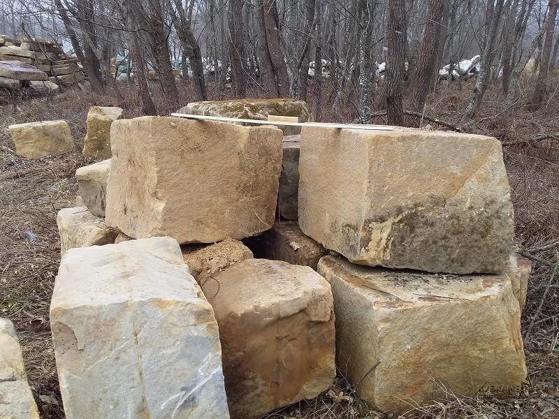 Купить Большие песчаные блоки