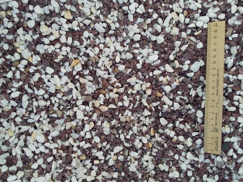 Купить разноцветную каменную крошку камень оптом с доставкой